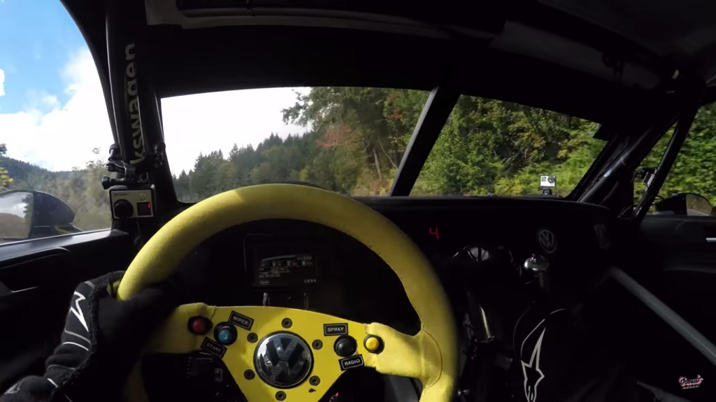 Tanner Foust Hits The Road ! 18