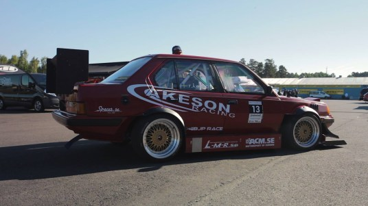 DLEDMV - Volvo 360 Time Attack F1 - 05