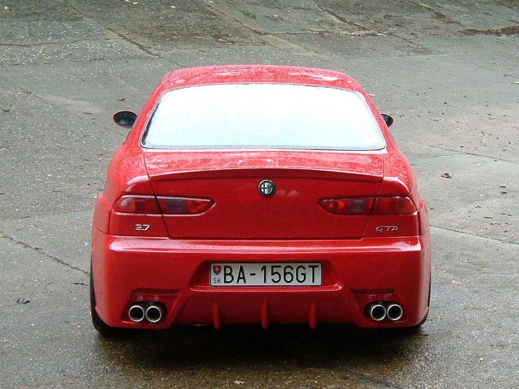 Alfa Romeo 156 GTA AM Autodelta... De la jelly dans mes bolo ! 42