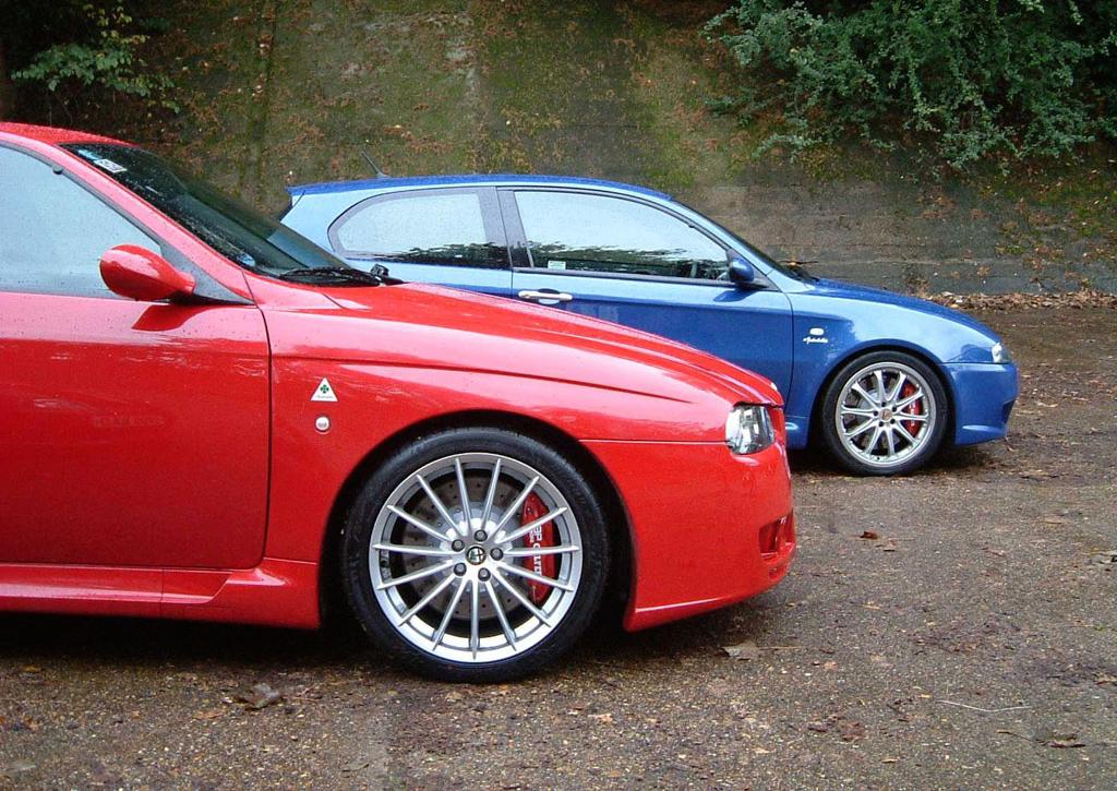 Alfa Romeo 156 GTA AM Autodelta... De la jelly dans mes bolo ! 43