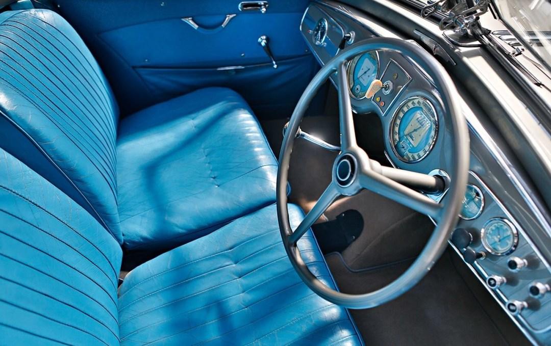 Alfa Romeo Tipo 256 Cabriolet Sportivo... Unique ! 46