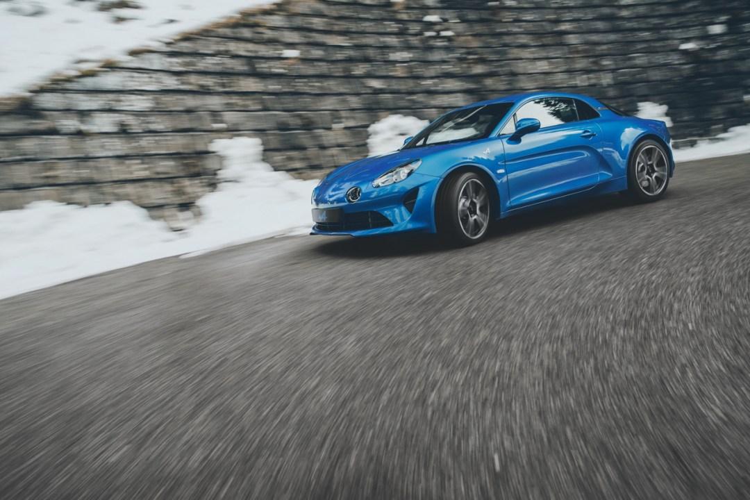 Genève 2K17 - Alpine A110 new age... Avec un détail qui fâche ?! 59