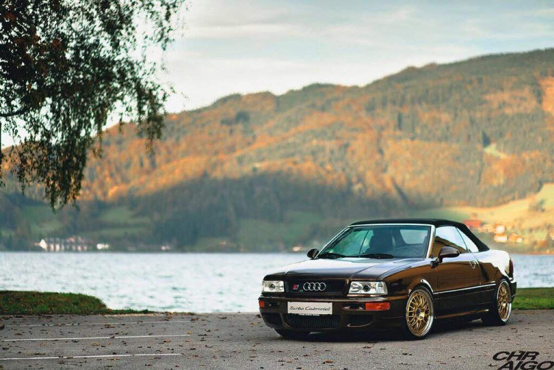 Audi 80 Cab... RS2 ! Sortez couverts... 51