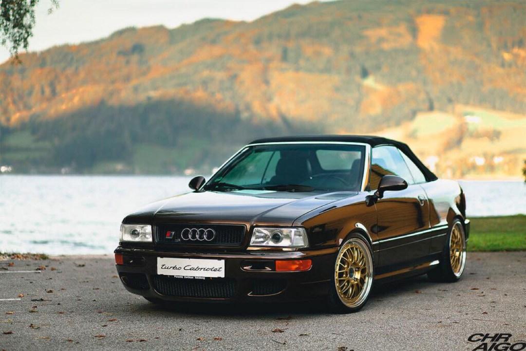 Audi 80 Cab... RS2 ! Sortez couverts... 48