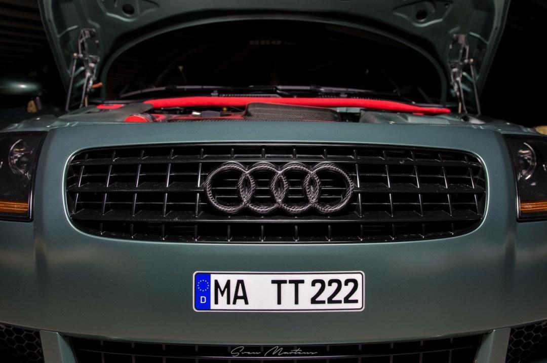 """Audi TT - """"LOWESTT"""" 34"""
