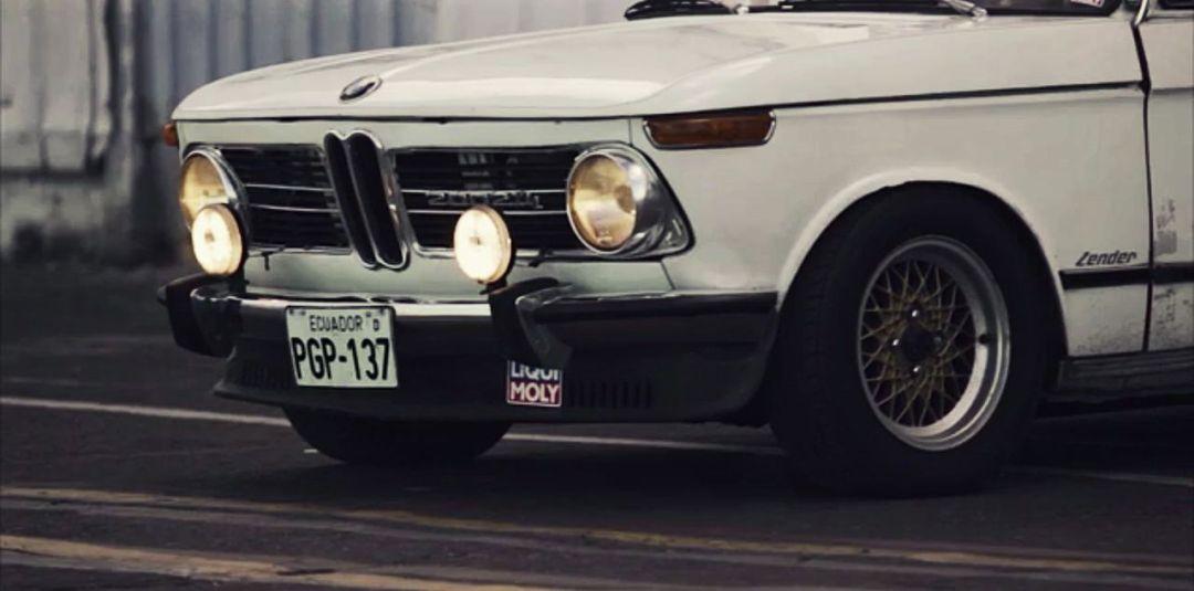 BMW 2002 Tii Alpina - Prépa à la carte... 25