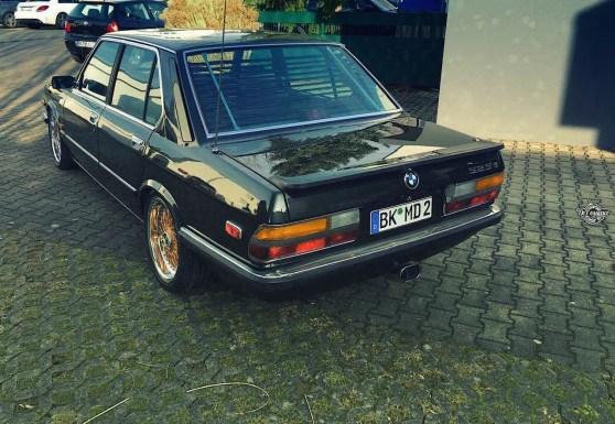 DLEDMV - BMW 525e E28 BBS - 05