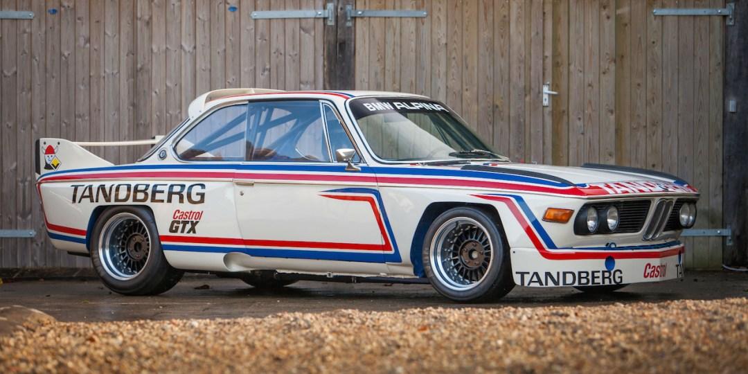 Alpina BMW 2800 CS - Père Castor, raconte nous son histoire... 42
