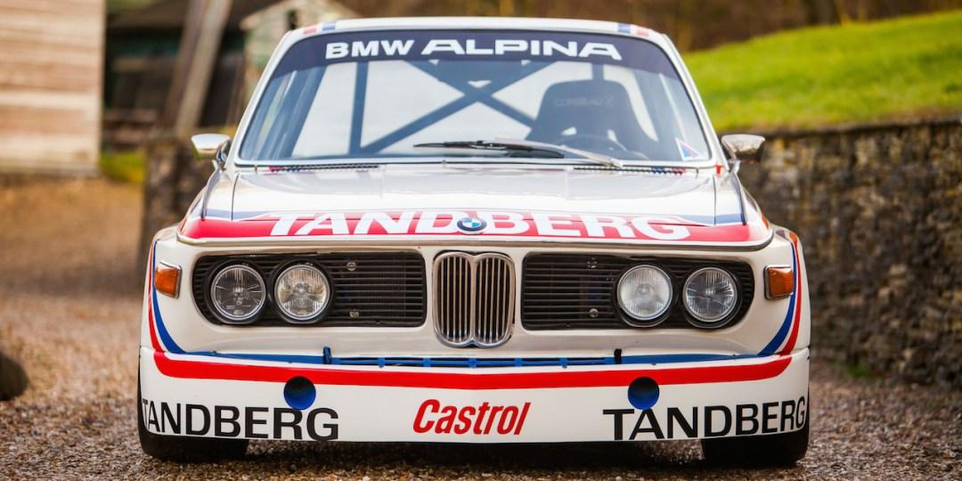 Alpina BMW 2800 CS - Père Castor, raconte nous son histoire... 33