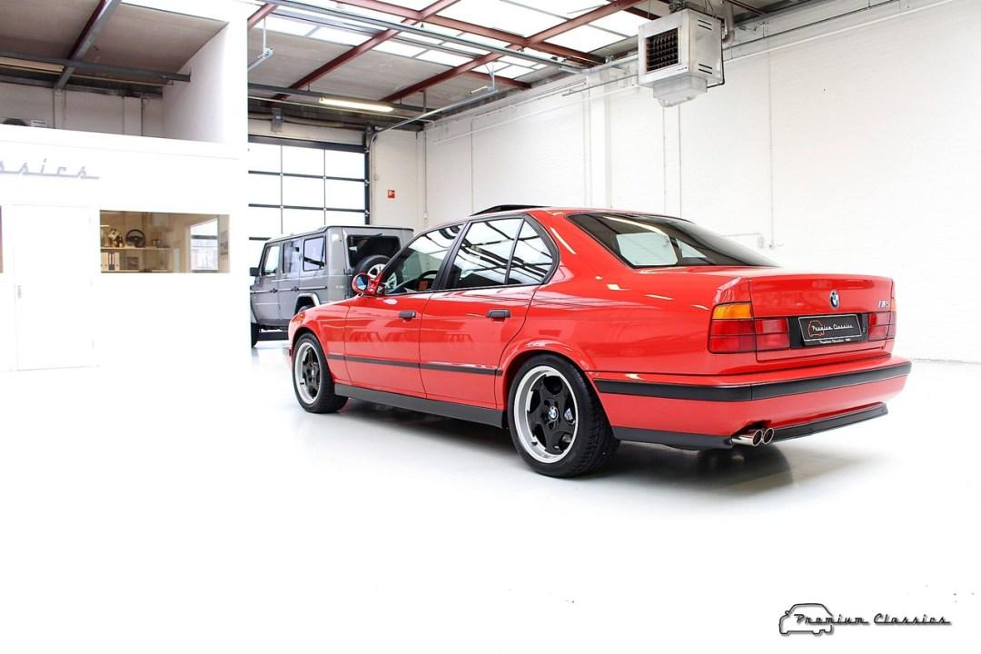 BMW M5 20 Jahre - La plus rare, la plus désirable ?! 68
