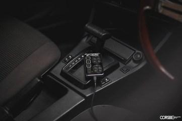 DLEDMV - Bagged W123 Mercedes 280 CE Coupé - 12