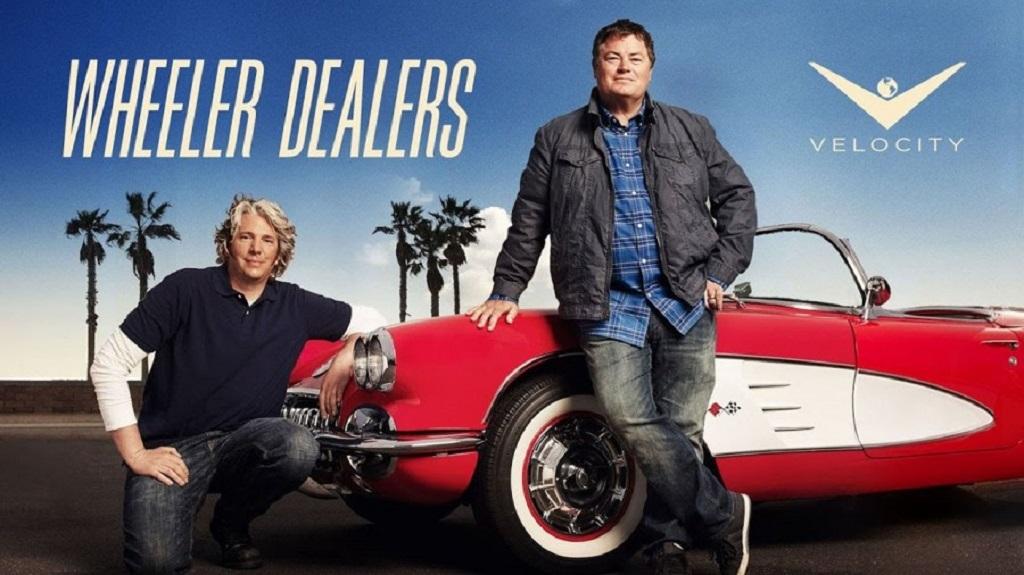 Edd China quitte Wheeler Dealers ! 18