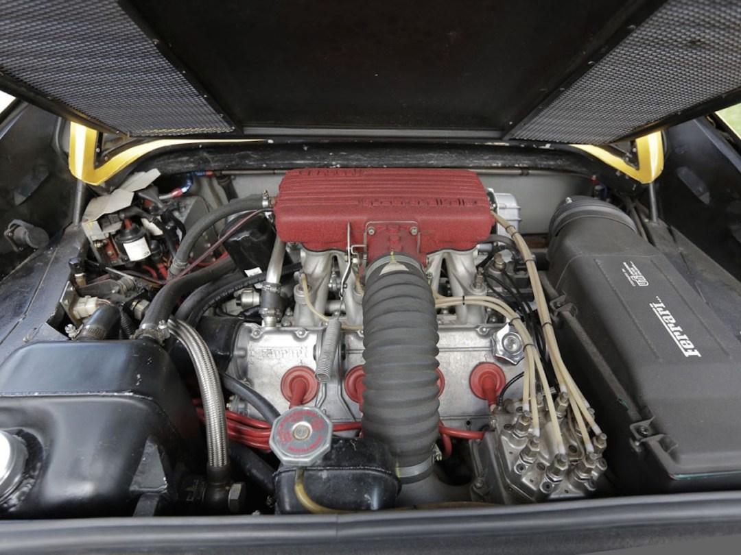 "Ferrari 308 GTB ""Corsa"" Michelotto - Une Féfé en GrB ! 36"