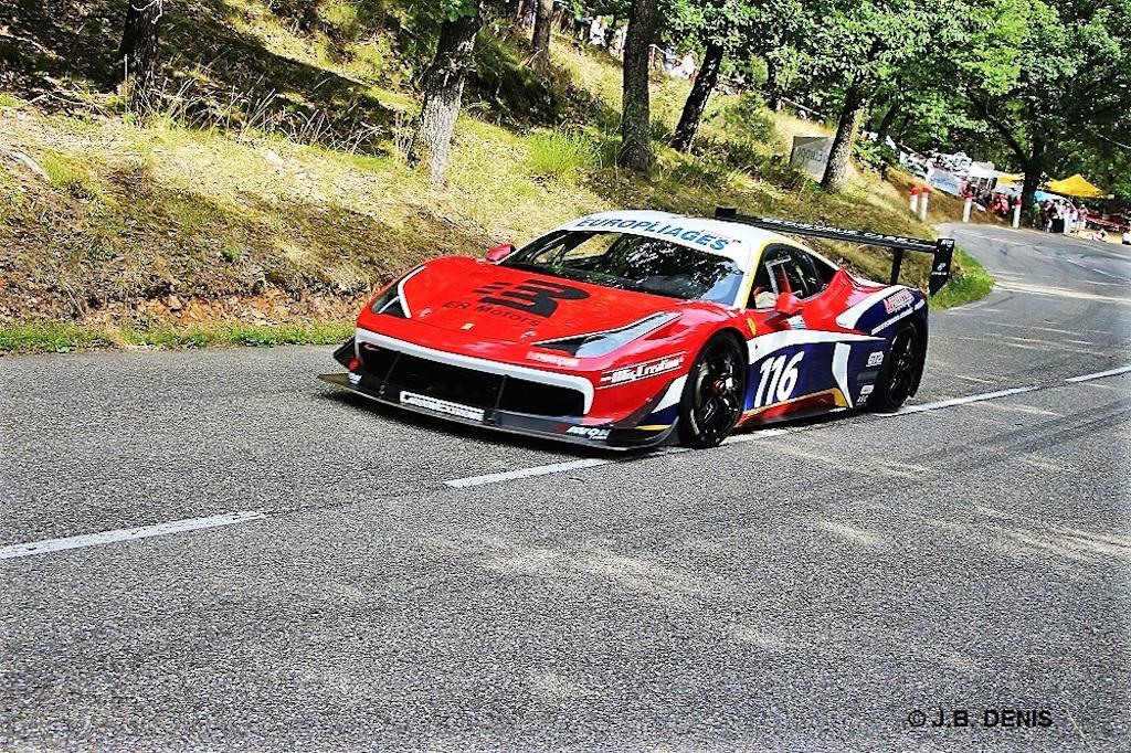 HillClimb Monster : Ferrari 458 Challenge Evo en dolby ! 12