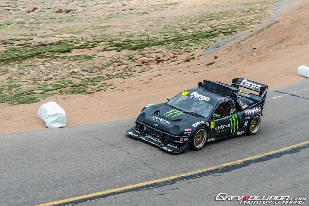 Hillclimb Monster : Ford RS200 Evo... Vous m'en mettez 920 pour la route ? 23