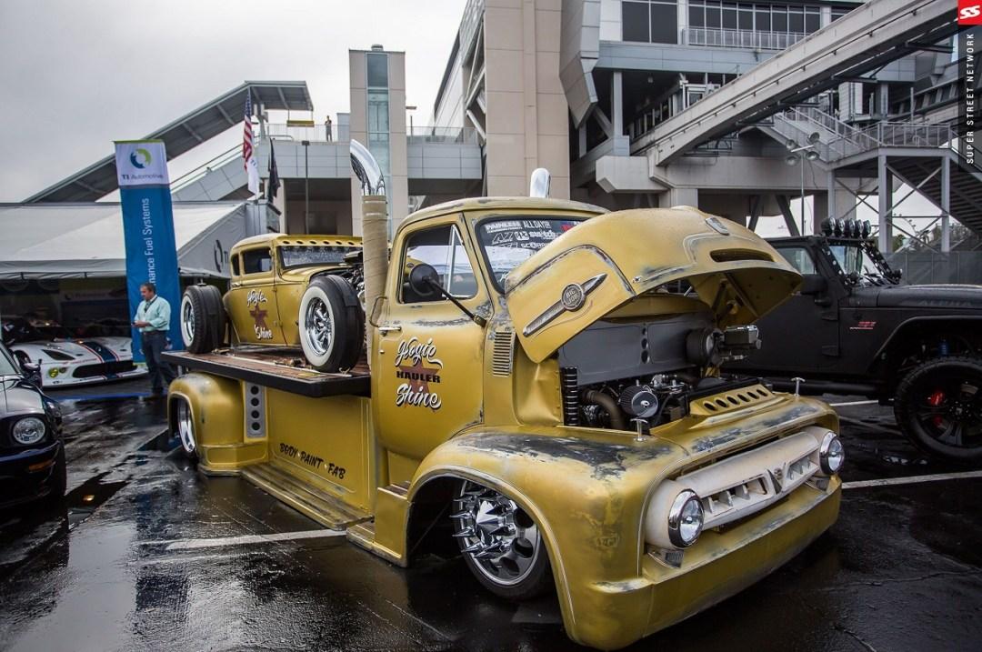 """""""Hogie Shine"""" - Rat Rod + Rat Truck = La classe à Dallas ! 7"""