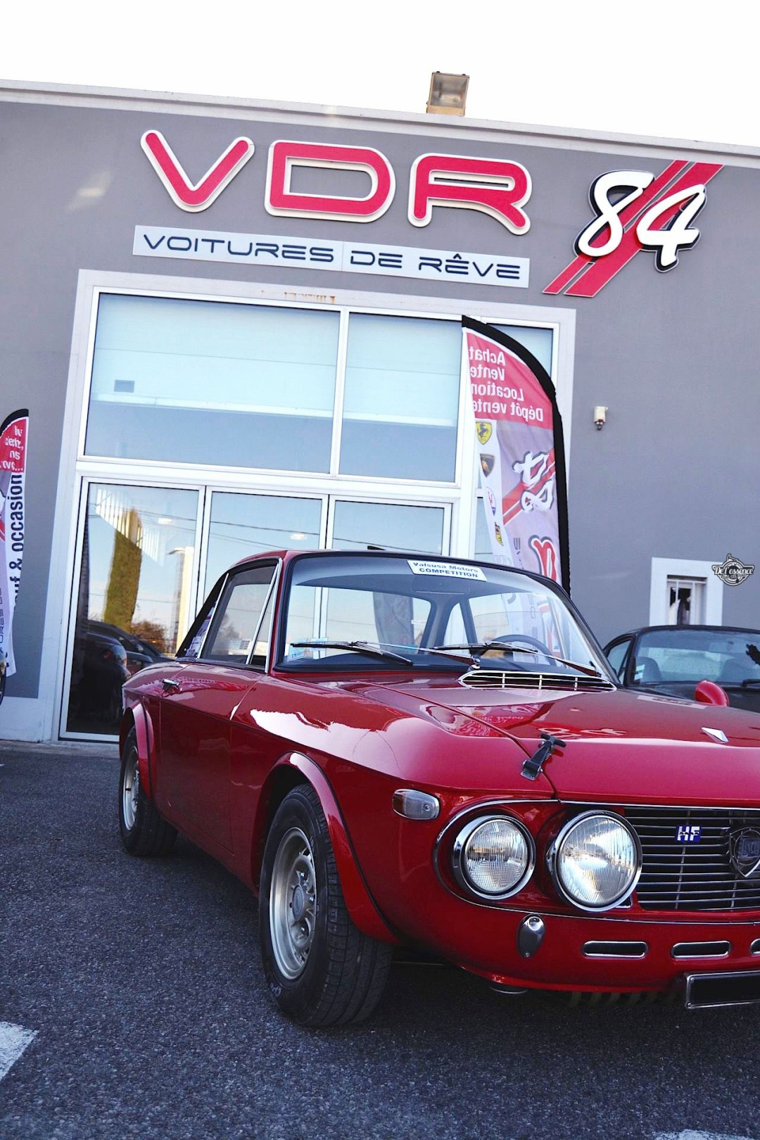 Lancia Fulvia HF Fanalone - Belissima leggenda ! 138