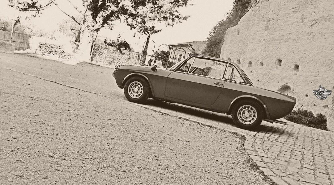 Lancia Fulvia HF Fanalone - Belissima leggenda ! 108