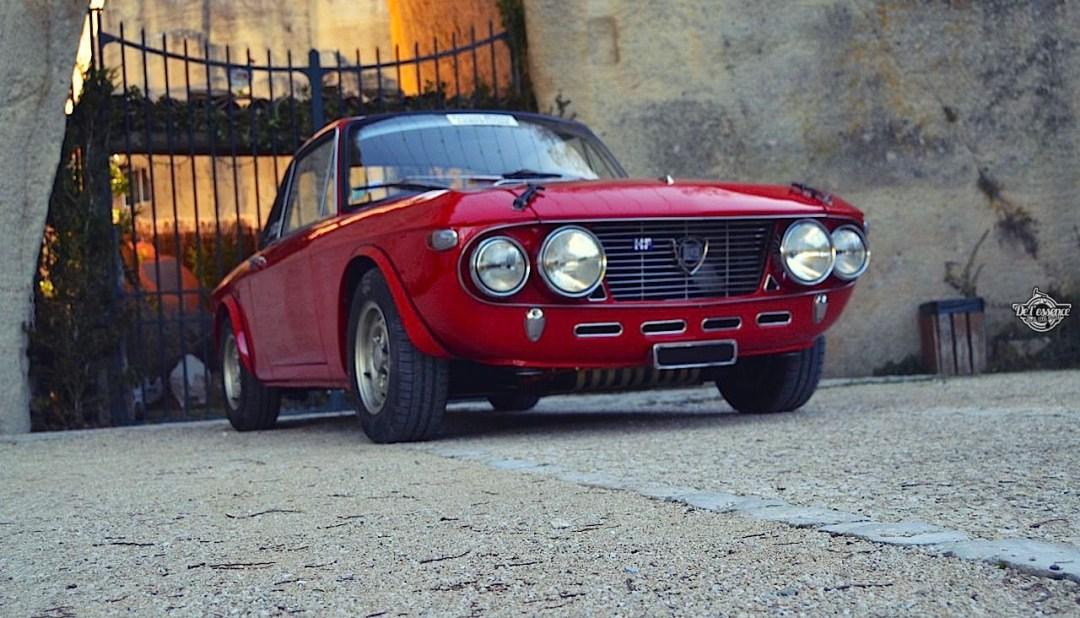 Lancia Fulvia HF Fanalone - Belissima leggenda ! 105