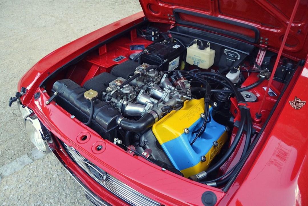 Lancia Fulvia HF Fanalone - Belissima leggenda ! 125