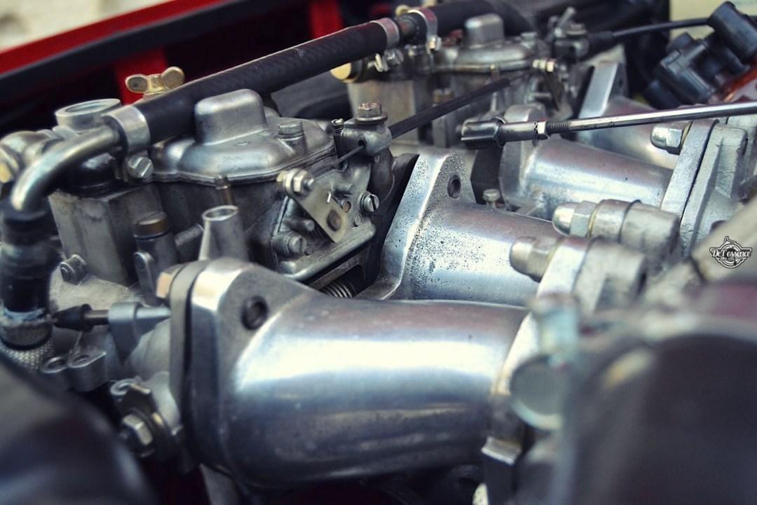Lancia Fulvia HF Fanalone - Belissima leggenda ! 126