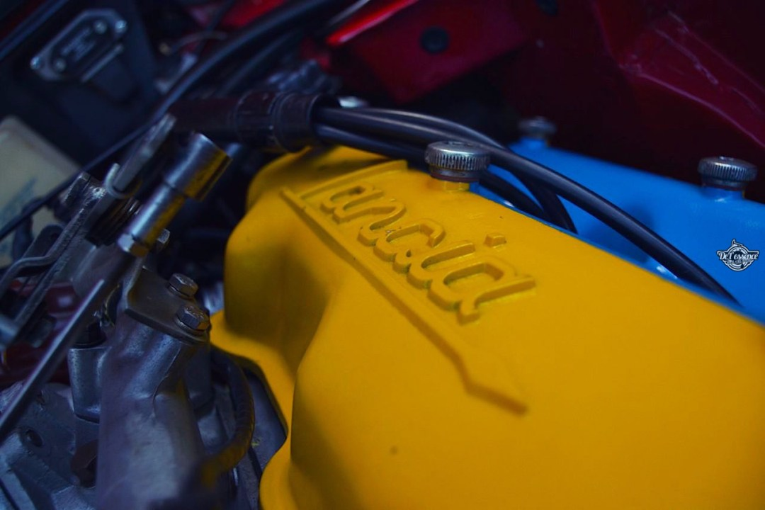 Lancia Fulvia HF Fanalone - Belissima leggenda ! 133