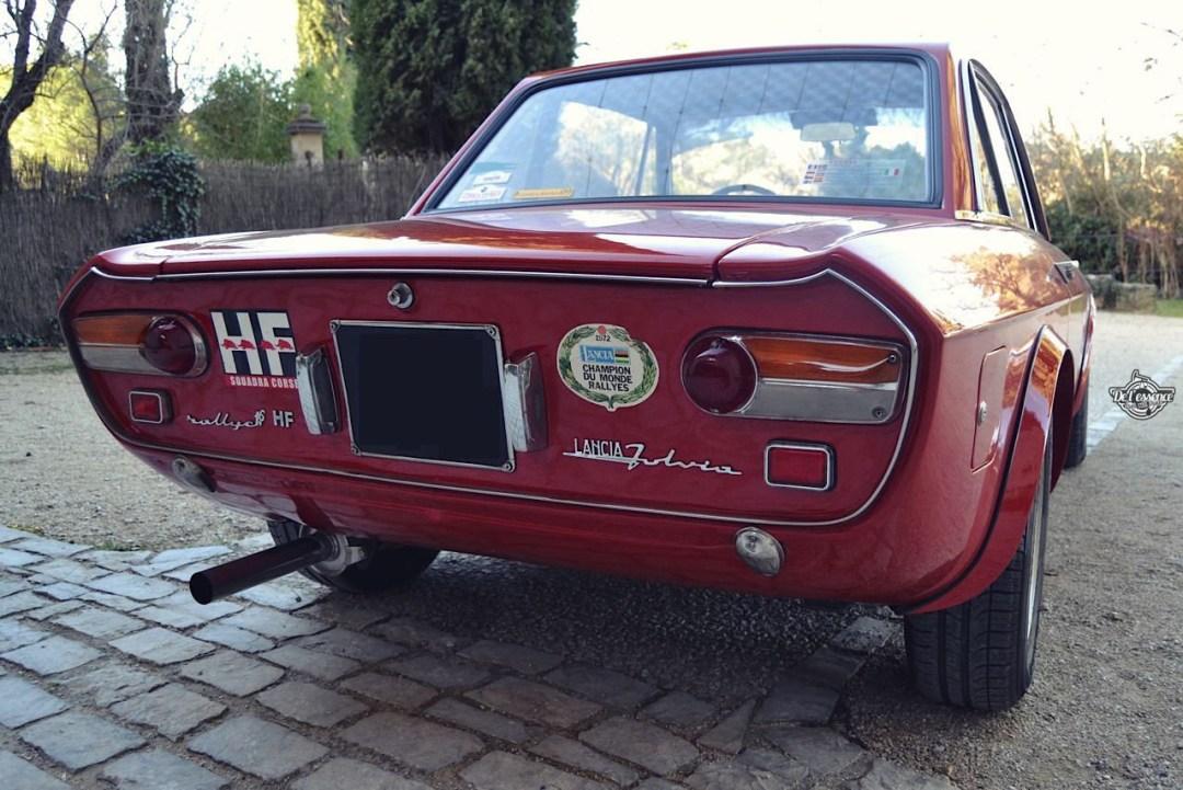 Lancia Fulvia HF Fanalone - Belissima leggenda ! 137
