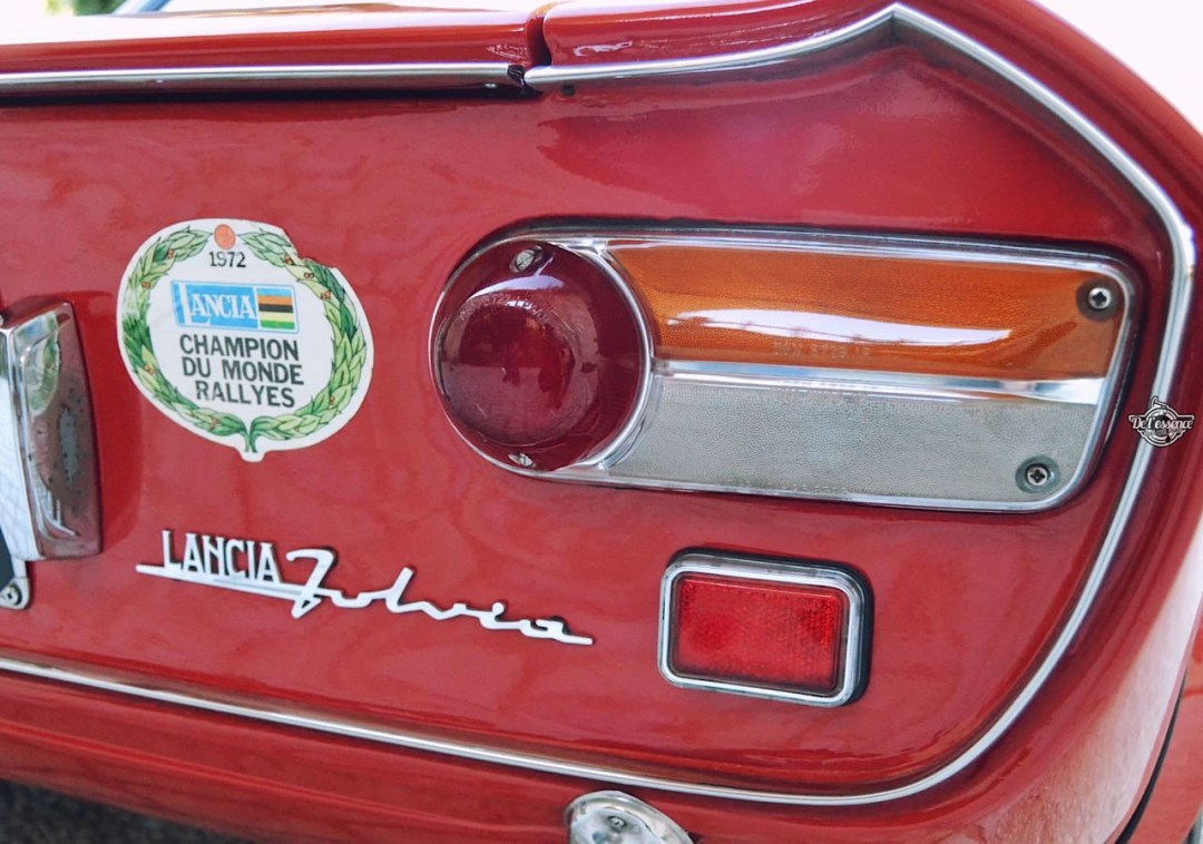 Lancia Fulvia HF Fanalone - Belissima leggenda ! 139