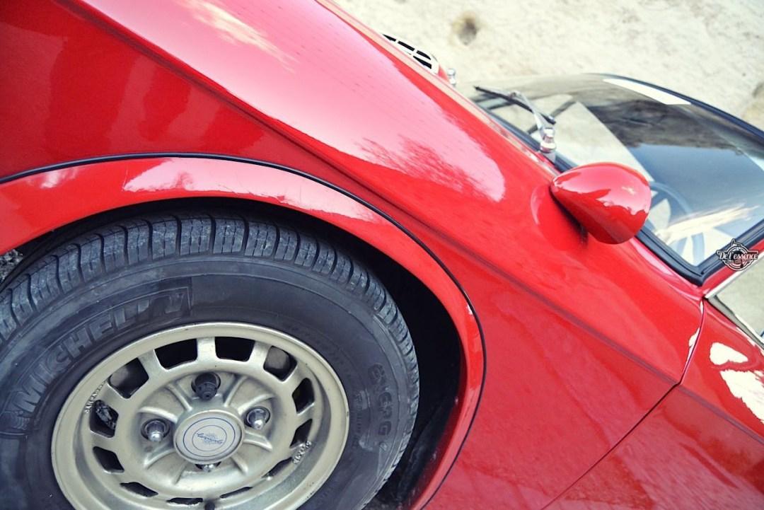 Lancia Fulvia HF Fanalone - Belissima leggenda ! 127