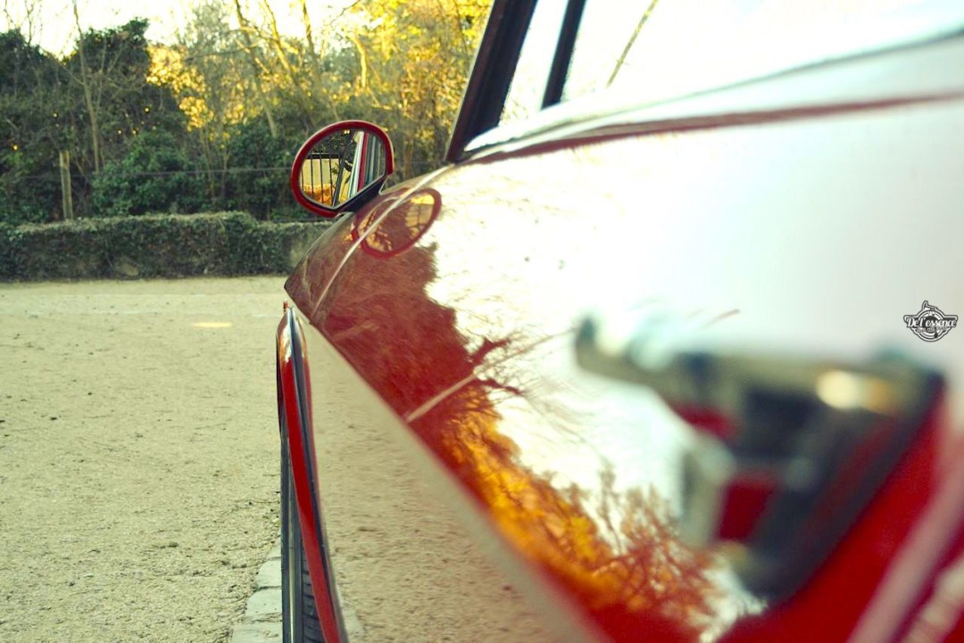 Lancia Fulvia HF Fanalone - Belissima leggenda ! 123