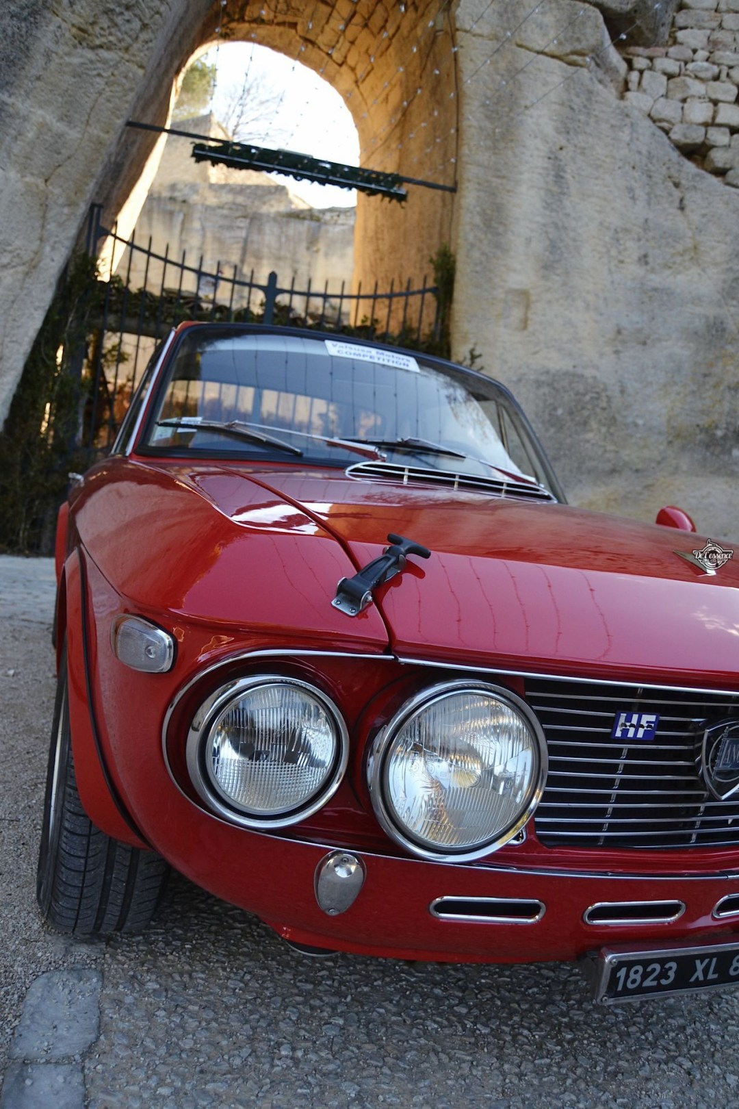 Lancia Fulvia HF Fanalone - Belissima leggenda ! 104