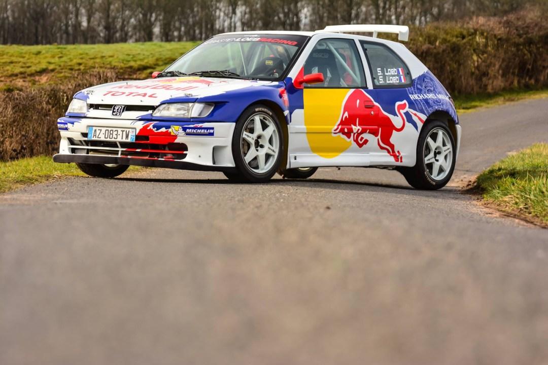 Sebastien Loeb et la 306 Maxi ! 27