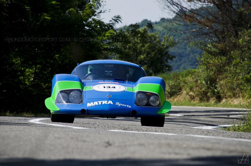 Engine sound : Matra MS de la 630 à la 670... Un V12 dans les Hunaudières ! 66