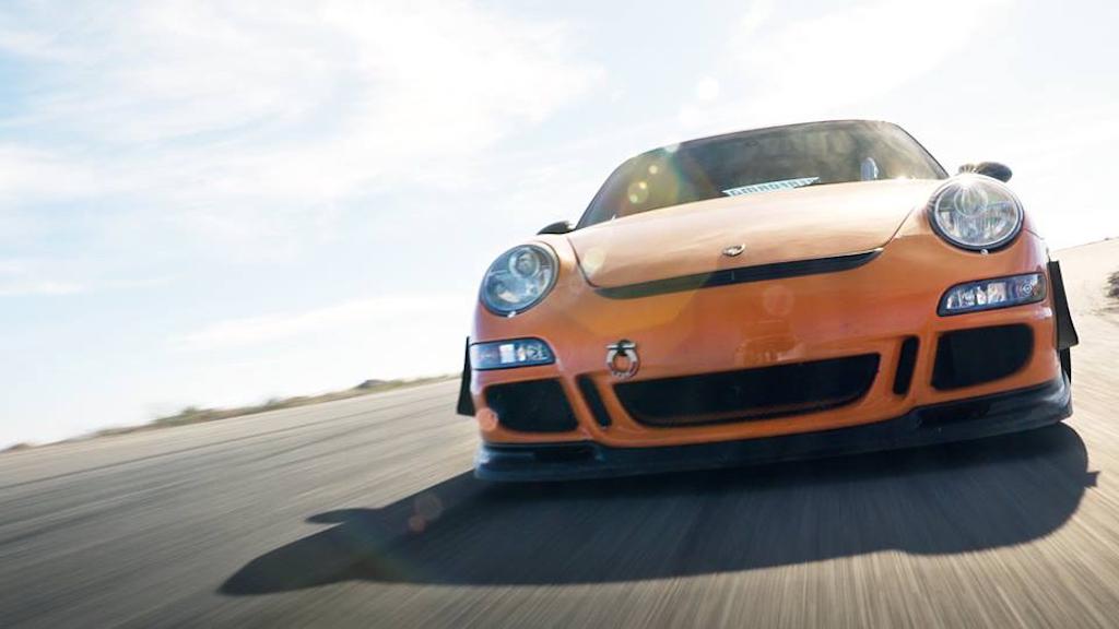 Porsche 911 GT3 RS... La trajo par la portière ! 5