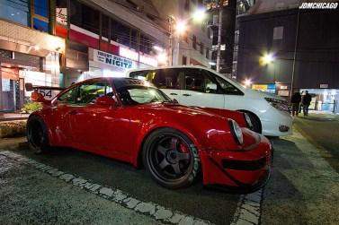 DLEDMV - RWB Tokyo Meet - 15