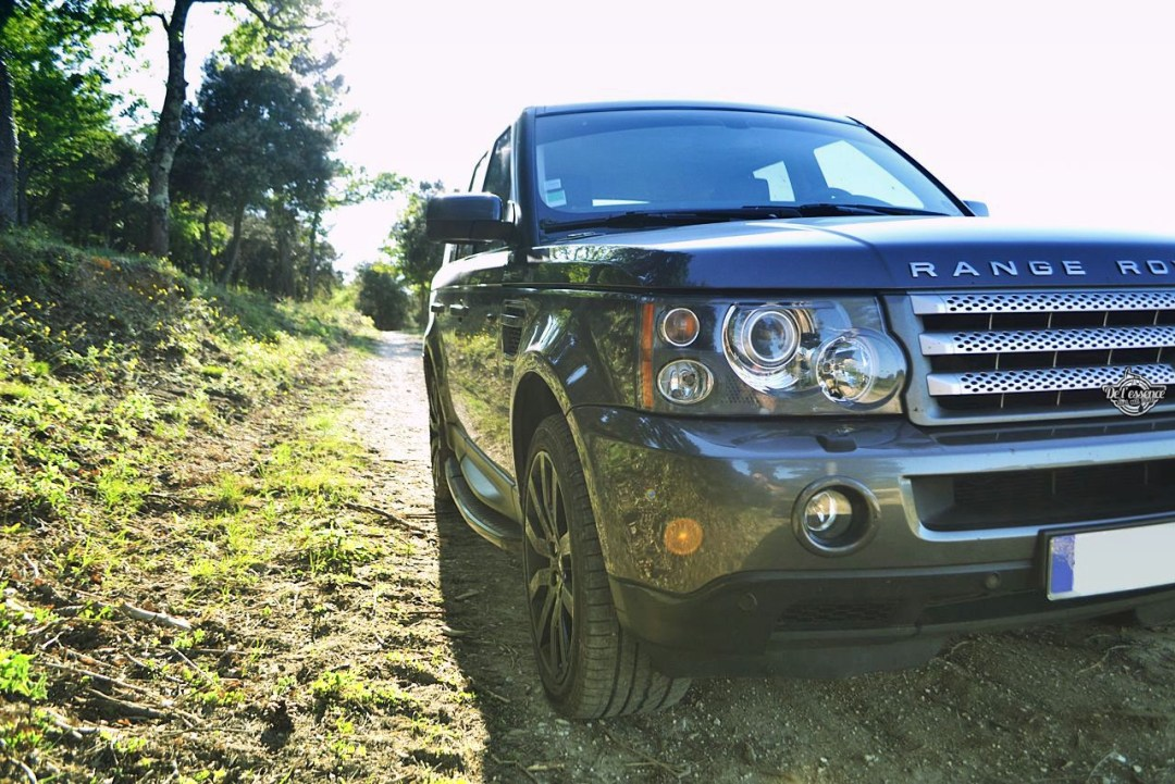 Range Rover Sport V8 Supercharged... Il est pas vert Hulk ?! 74