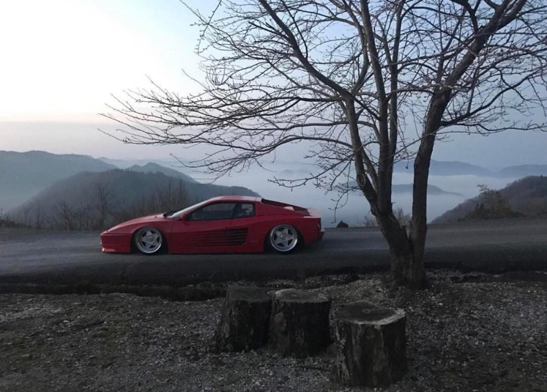 Ferrari Testarossa... Aïe, ça va encore piquer ! 49