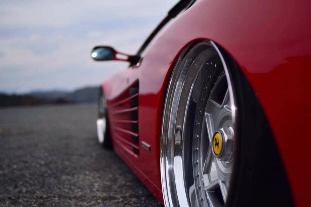 Ferrari Testarossa... Aïe, ça va encore piquer ! 43