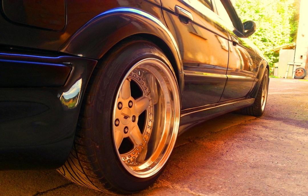 BMW E34 AC Schnitzer S5 Silhouette... Tuning de jackos ! 16