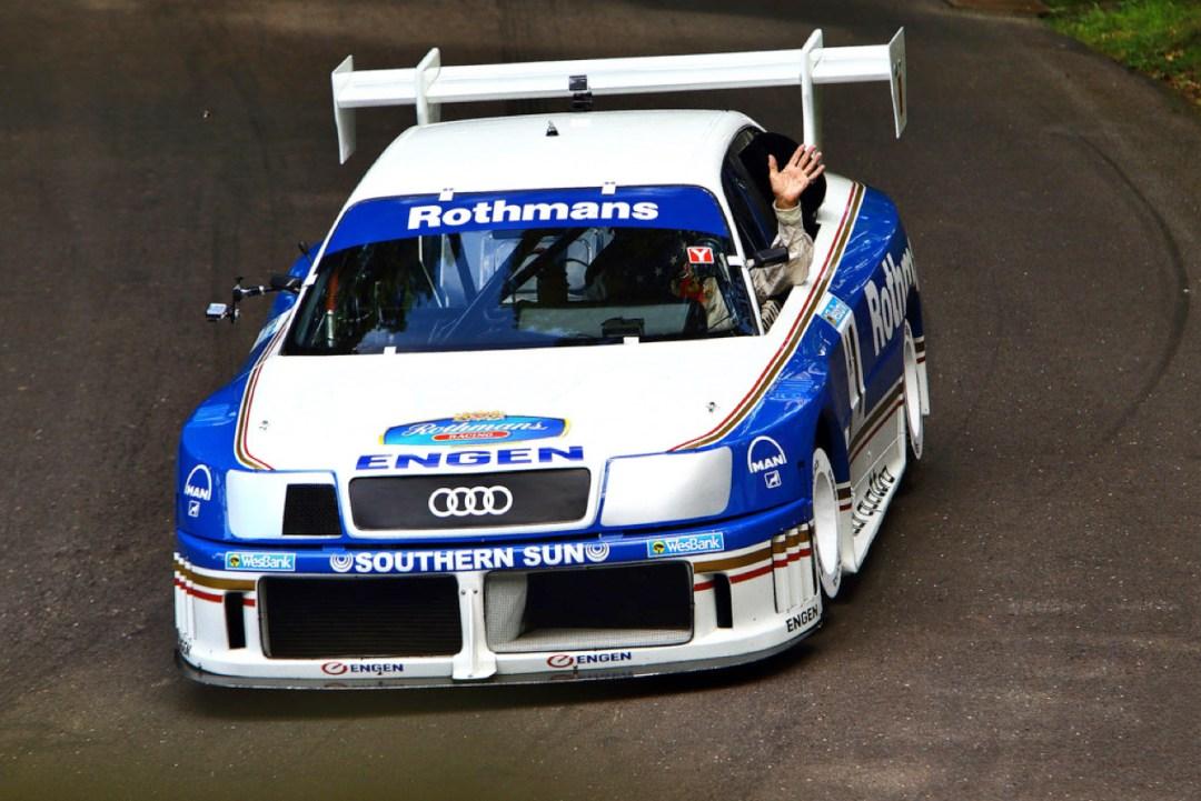 Audi S4 IMSA GTO... Ils ont sorti la bête ! 30