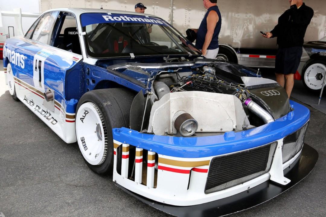 Audi S4 IMSA GTO... Ils ont sorti la bête ! 33