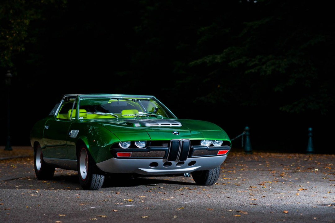 BMW Spicup - Signé Bertone ! 24