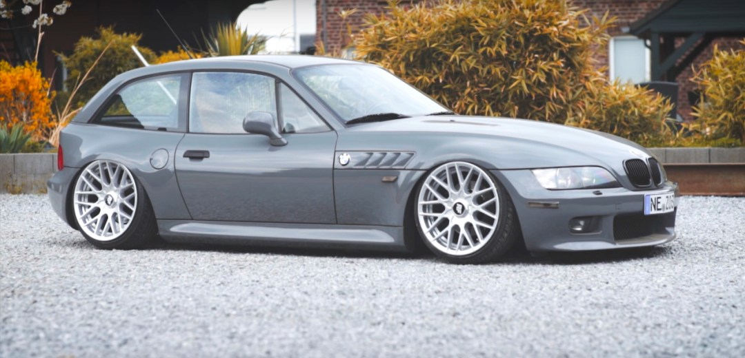 Bagged BMW Z3 Coupé... On - Off ! 26