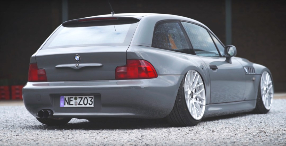 Bagged BMW Z3 Coupé... On - Off ! 20