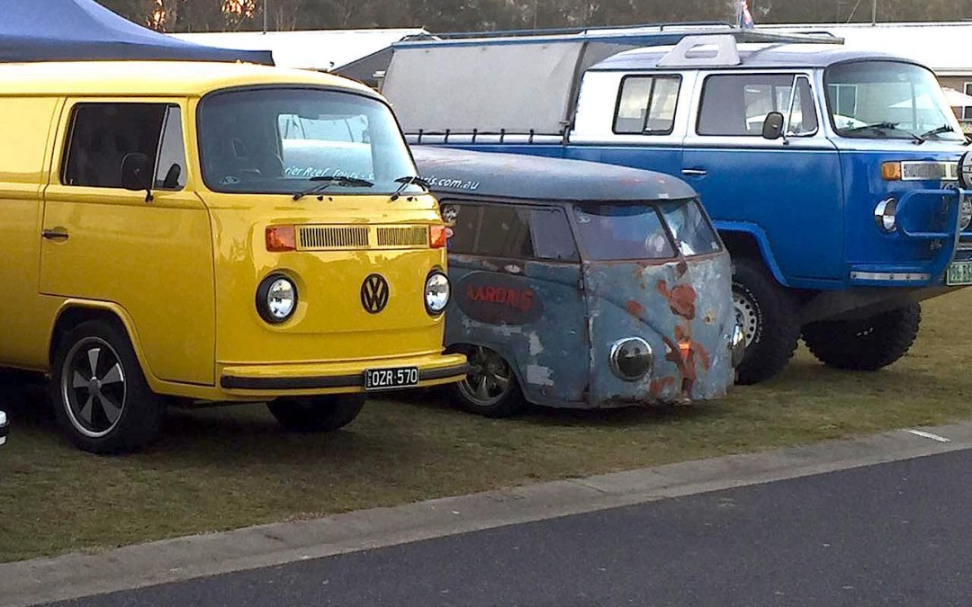 VW combi by Alder Outlaws - Crazy wheels ! 21