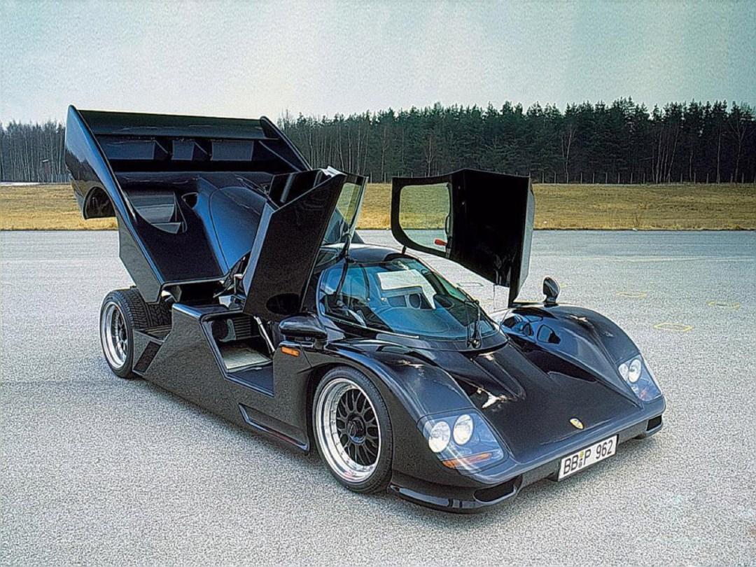 Dauer 962... C'est tous les jours le Mans ! 38
