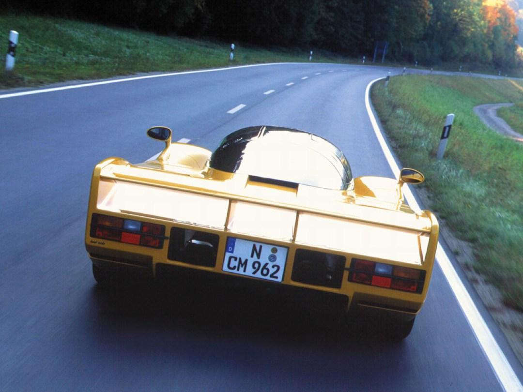 Dauer 962... C'est tous les jours le Mans ! 48