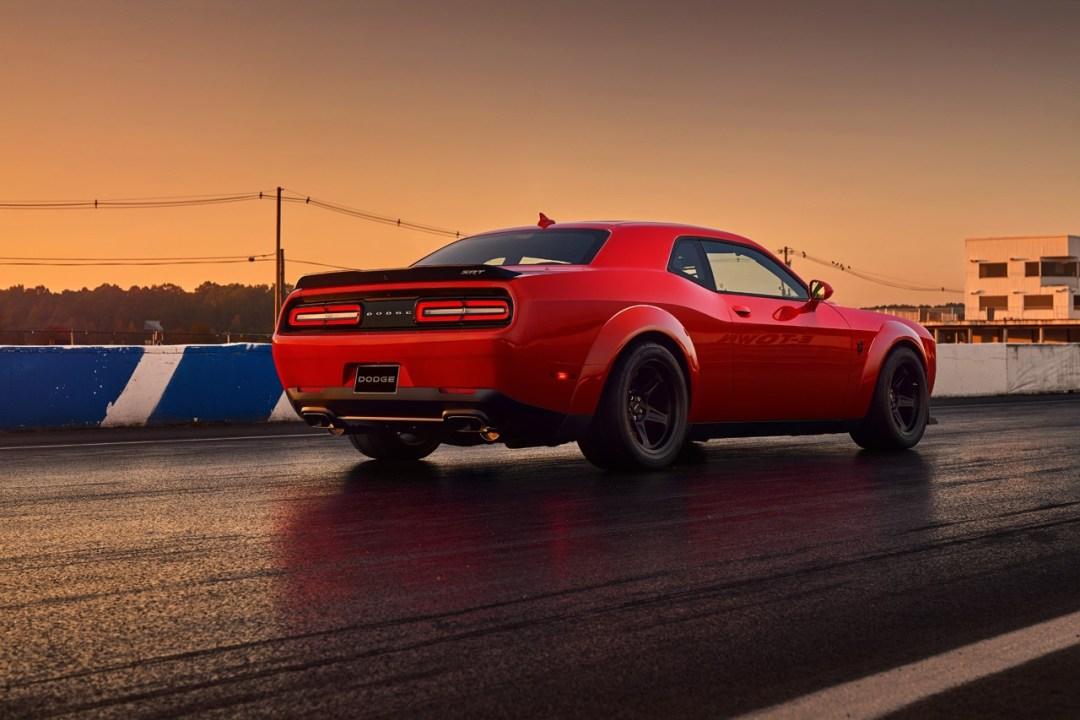Dodge Challenger SRT Demon... Street legal sortie de l'enfer ! 37