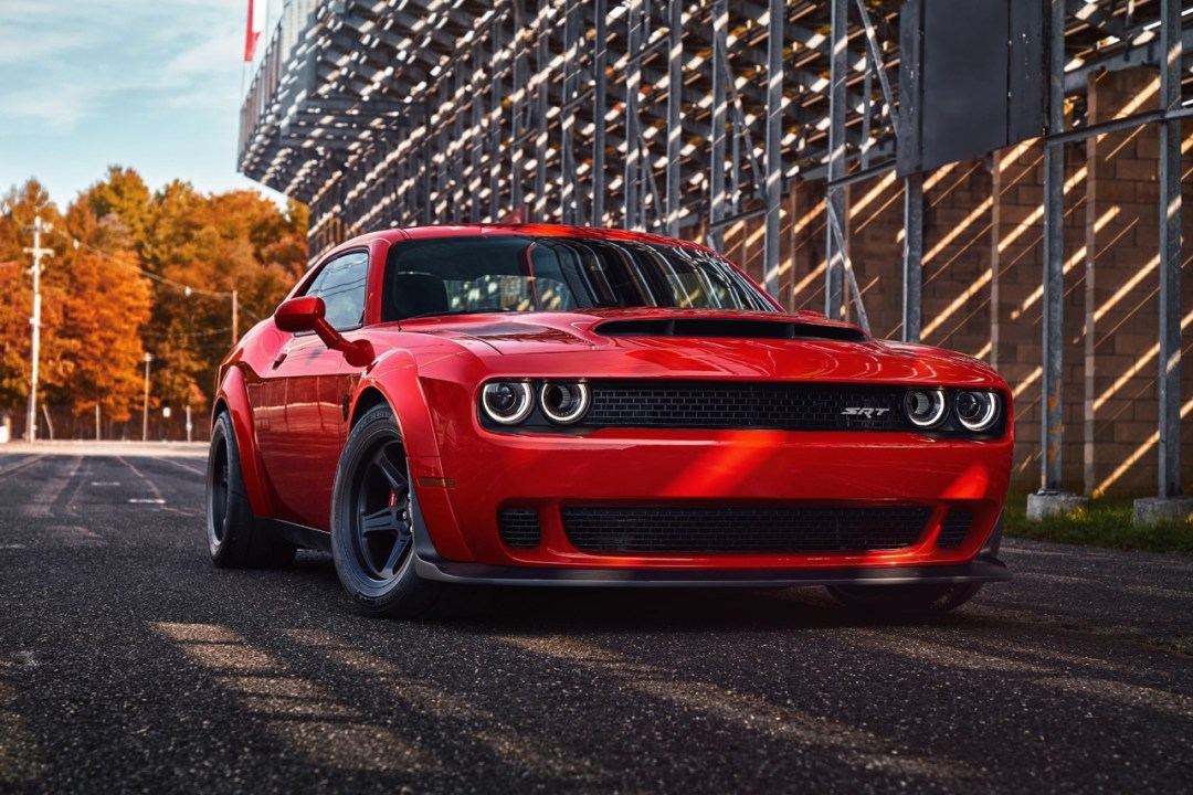 Dodge Challenger SRT Demon... Street legal sortie de l'enfer ! 29