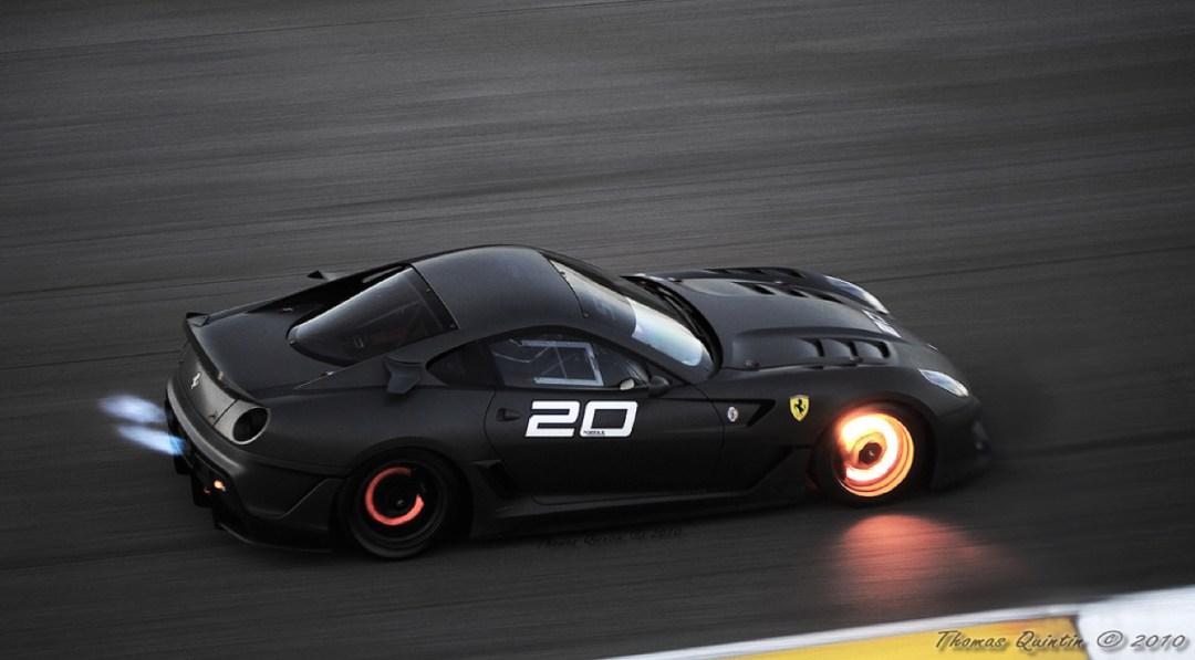 Ferrari FXX K... Showtime ! Ou peut être Chaudtime... 25